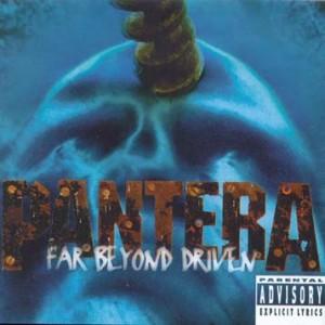 Pantera - Far Beyound Driven