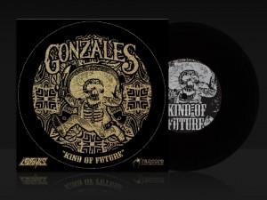 "Gonzales split 7"""