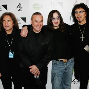 Black Sabbath con Ozzy Osbourne