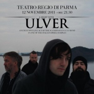 Ulver in Teatro