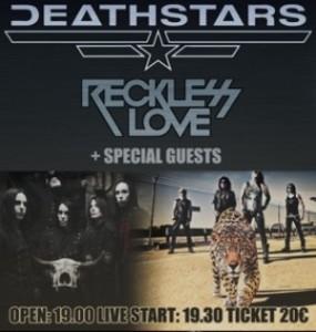 Deathstars Reckless Love