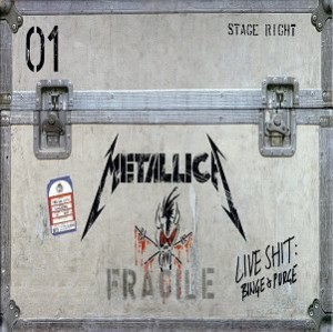 Metallica - Live Shit Binge &amp; Purge