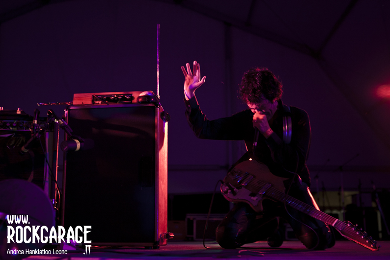 10 - JON SPENCER BLUES EXPLOSION @ Southpark - Milano @ 13th July 2012 @ 01 - 6974