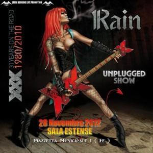 Rain unplugged promo web
