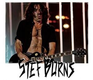 Stef Burns