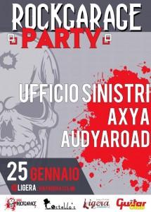 locandina 1 RockGarage Party