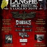 Lange Rock Festival 2014