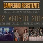 Campeggio Resistente 2014