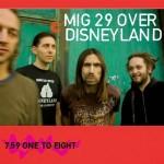 Mig 29 Over Disneyland - 759 Over Eight