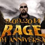 Rage 9 Settembre 2014
