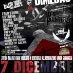 Cowboys for Dimebag il 7 Dicembre