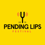 Logo Pending Lips Festival 2015