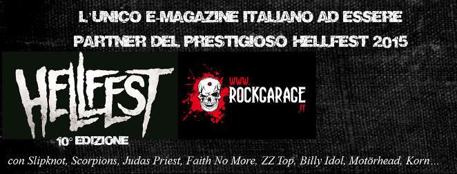 Banner Hellfest 2015