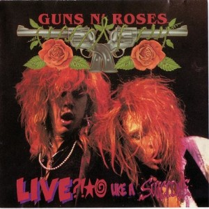 Guns N' Roses - Live Like a Suicide