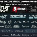 Hellfest 2015 e RockGarage 2