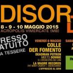 Disorder Days 2015