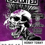 The Exploited 2015