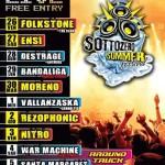 Sottozero Summer festival 2015