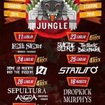The Jungle lug ago 2015