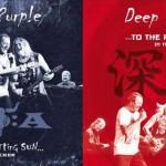Deep Purple 2 live 2015 Wacken e Budokan