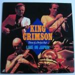 King Crimson - Live In Japan