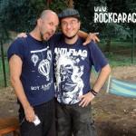 Noyse dei Punkreas e Piero Di Battista