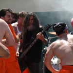 Slayer video Repentless 2015
