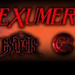 Exumer EXARSIS (GRE) + COMA7 (ISR) Bresso Blue Rose Saloon