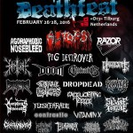Netherlands Deathfest 2016