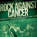 RockAgainst Cancer 2016