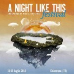 A NIGHT LIKE THIS Independent Music and arts Festival
