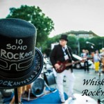 Cilindro Whiskey & Rock'n'Roll cROCKantezza