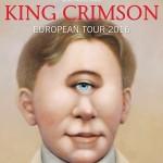 King Crimson 2016 tour