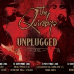 The Quireboys unplugged 2016