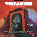 Wolfmother + Electric Citizen Alcatraz (MI) 8 maggio 2016