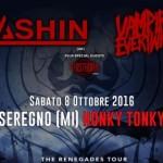 Yashin e Vampires Everywhere 8 ottobre 2016