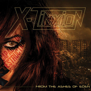 X-Tinxion - From Ashes To Eden