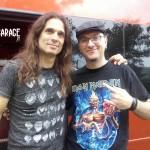Intervista ai Kiko Lourero dei Megadeth e Piero Di Battista