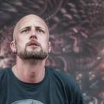 Meshuggah singer