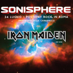 Sonisphere Rock In Roma 2016 Iron Maiden