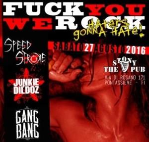 Fuck You We Rock Festival 2016