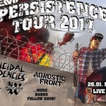 Persistence Tour 2017 Live Club di Trezzo