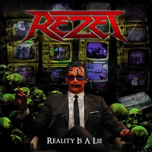 Rezet - Reality Is A Lie