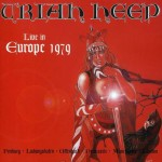 uriah heep live in eurpoe 79