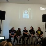 Destrage conferenza stampa Santeria Milano