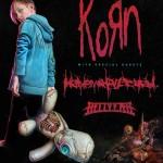 Korn Heaven Shall Burn e Hellyeah 2017