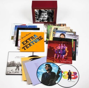 George Harrison Vinyl Collection 2017