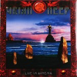 Uriah Heep - Live In Armenia cover