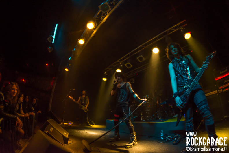 Racing Dead at Midian Live (Cremona) 26-03-2017