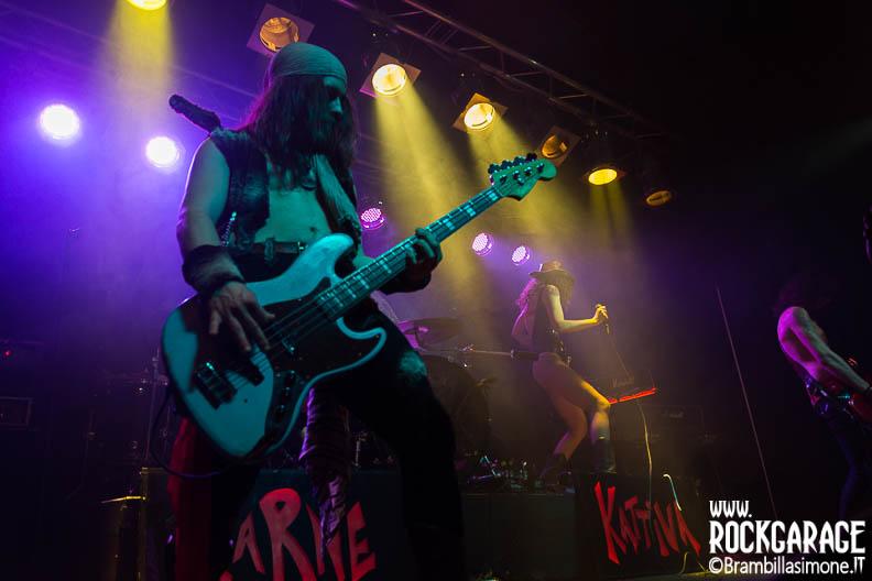 Karne Kattiva at Midian Live (Cremona) 26-03-2017